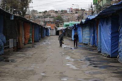 Cochabamba inició cuarentena rígida tras la segunda ola de Covid-19