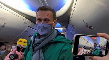 Opositor ruso Navalny,  arrestado en Moscú