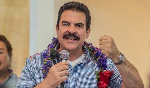 Manfred Reyes Villa es inhabilitado como candidato a alcalde de Cochabamba