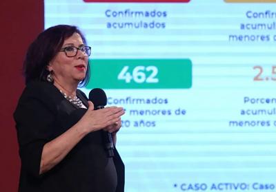 México: Renuncia la jefa del programa de vacunación contra el covid-19