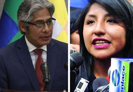 Procurador confirma la contratación de Evaliz Morales