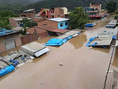 Defensa Civil envía más de seis toneladas de vituallas a familias de Guanay
