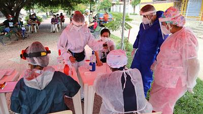 Municipio de La Guardia aplicará 5.000 pruebas de antígeno nasal