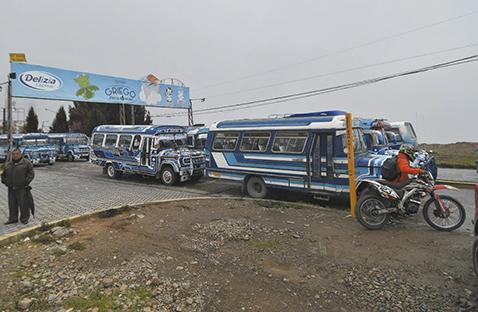 Pymes alteñas se unen a transportistas