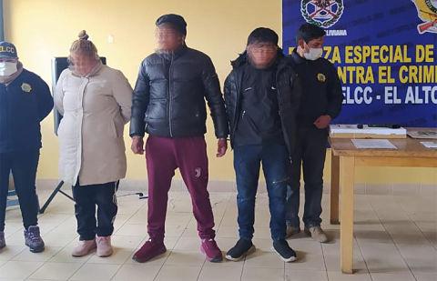 Capturan a autores de la muerte de un policía víctima de 11 puñaladas