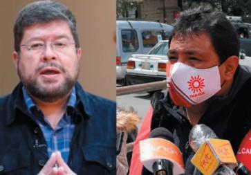 UN y Barral insisten en suspender las subnacionales