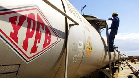 YPFB y Petrobras firman compra-venta de gas