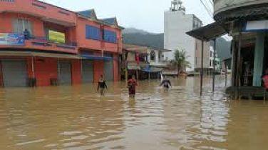 Senamhi emite alerta naranja por inundaciones