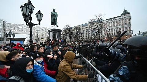 Al-menos-19-personas-infectadas-con-coronavirus-han-acudido-a-las-protestas-en-Moscu