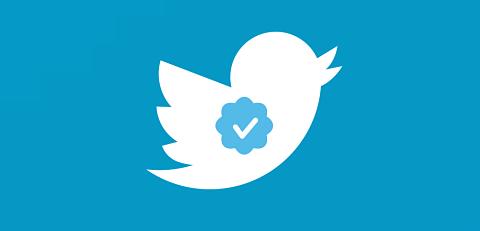 Criterios que seguirá Twitter para verificar nuevas cuentas