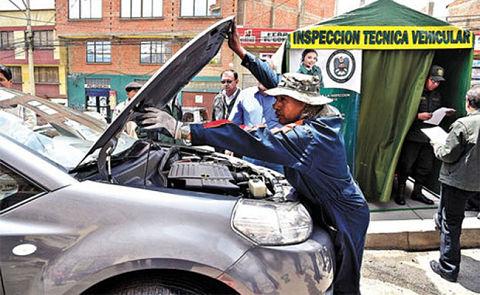 Este 31 de enero concluye inspección técnica vehicular; no habrá ampliación