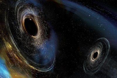 Los agujeros negros son una realidad