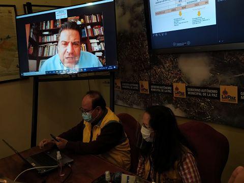 Alcaldía de La Paz perfila nuevas restricciones
