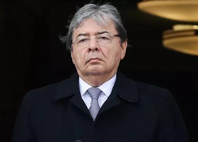 Bolivia envía sus condolencias a Colombia por el fallecimiento del Ministro de Defensa
