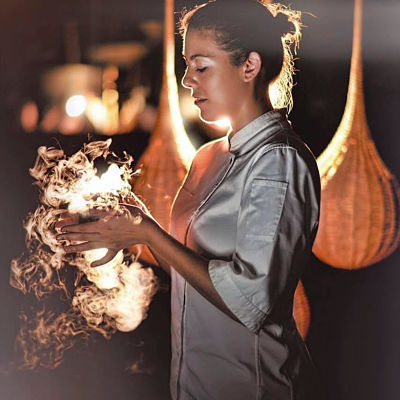 Camila Lechín entre las 50 mejores chef mujeres de América Latina