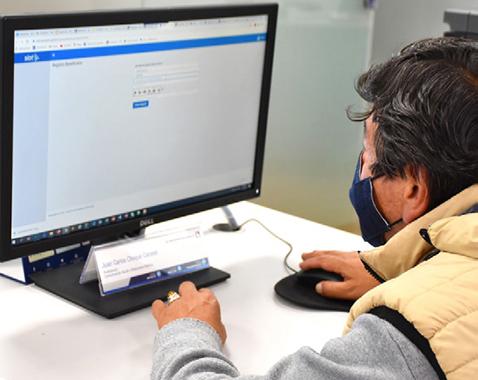 Más de 8.300 Se registraron para reintegro de 5% del IVA