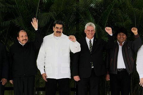 El terrorismo de Estado está institucionalizado en Cuba, Venezuela, Bolivia y Nicaragua