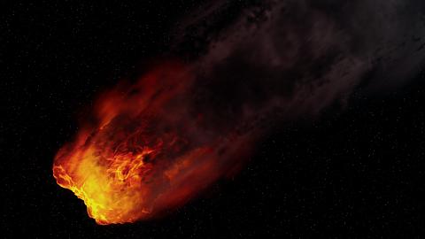 Captan a un asteroide preparándose para pasar cerca de la Tierra