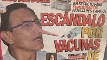 Vacunación opacada por los escándalos