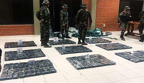 Desmantelan una red de narcotráfico que operaba en la zona norte