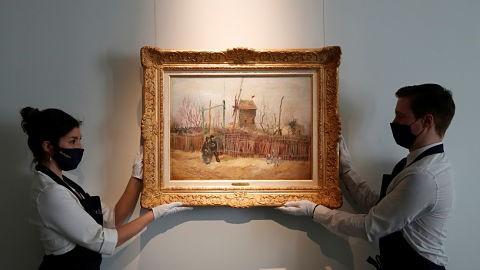 Un-cuadro-de-Van-Gogh-sera-exhibido-por-primera-vez