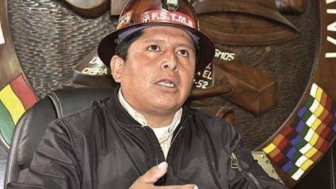 La COB pide cambio de Ministra de Trabajo y la despenalización del uso de dinamita