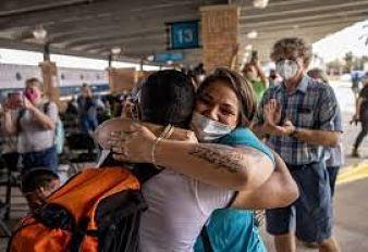 EEUU-recibe-a-los-primeros-inmigrantes-de-Matamoros