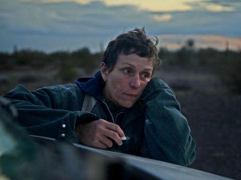 'Nomadland' triunfa como la mejor película dramática