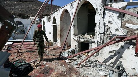 Al-menos-90-muertos-en-24-horas-en-combates-en-Yemen