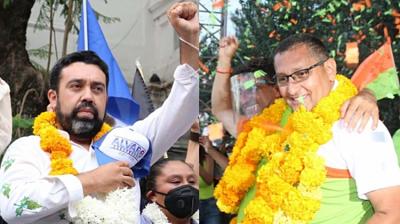 Unidos lidera el cómputo sobre el MAS para la Gobernación en Tarija