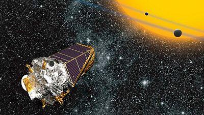 Descubren cinco sistemas planetarios de doble sol