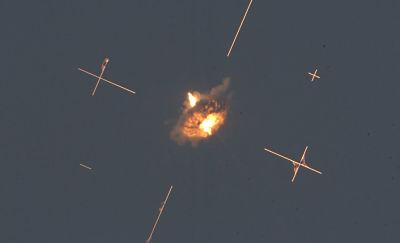 Así funciona la Cúpula de Hierro, el sistema de defensa antiaérea israelí con un 90% de efectividad