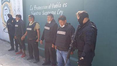 La banda delictiva que asaltó Wester Unión era dirigida desde la cárcel