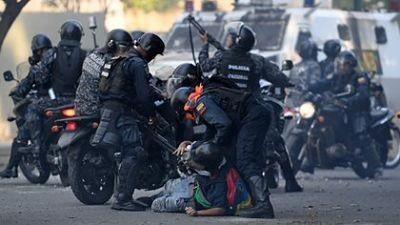 Organizaciones-denuncian-mas-de-600--detenciones-arbitrarias--en-Venezuela-durante-la-pandemia