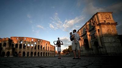 Italia-ultima-detalles-para-lanzar-un-pasaporte-de--movilidad-segura--a-los-turistas