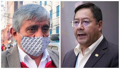 Luis-Arce-rechaza-reunion-con-alcalde-de-La-Paz-para-coordinar-acciones-contra-el-Covid-19