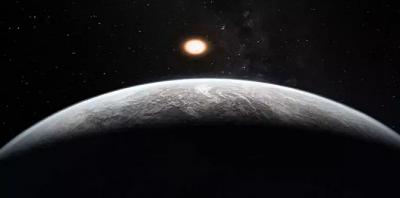 Científicos descubren un exoplaneta con temperaturas similares a las de la Tierra