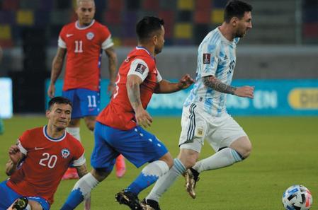 Argentina-y-Chile-otra-vez-cara-a-cara-tras-dos-finales-por-Copa-America