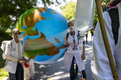 Pico anual de dióxido de carbono alcanzó cifra del 50% más alto