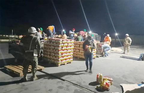 Decomisan-60-toneladas-de-cerveza-de-contrabando-en-Puerto-Quijarro