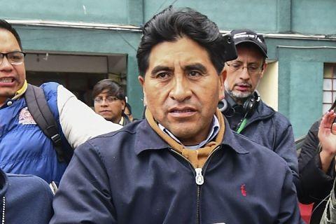 Exministro-Cocarico-admite-que-se-comunico-con-Kaliman-pero-niega-plan-para-quemar-La-Paz
