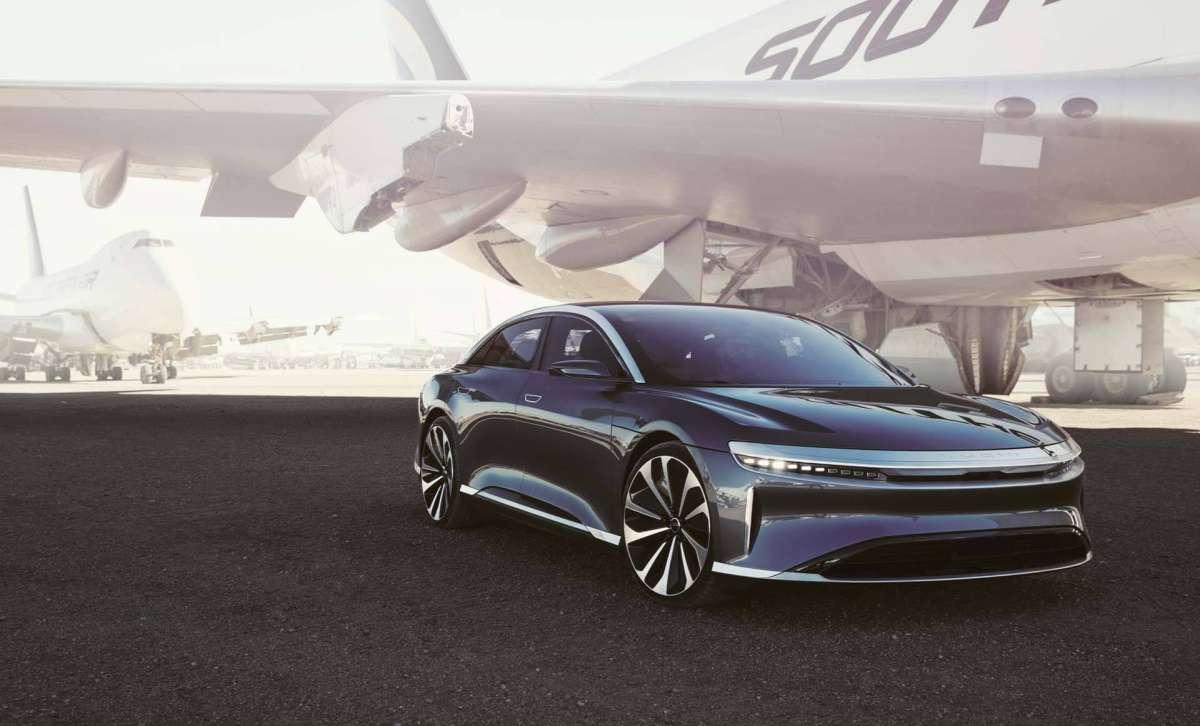 Lucid Motors consigue el auto eléctrico con mayor autonomía
