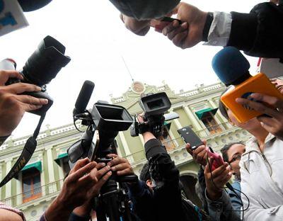 Preocupada por agresión a periodistas, Relatoría de la CIDH llama al Estado boliviano a garantizar la labor de la prensa