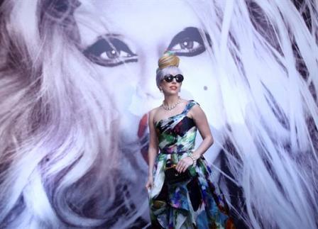 Lady-Gaga-en-el-GP-de-Formula-1-