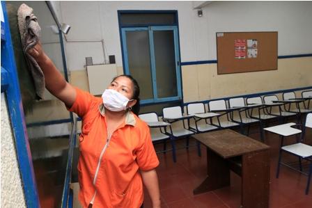 Baja-el-numero-de-casos-de-Gripe-A-y-autoridades-deciden-el-reinicio-de-clases-desde-el-lunes