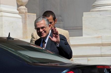Lucas-Papademos,-nuevo-primer-ministro-de-Grecia