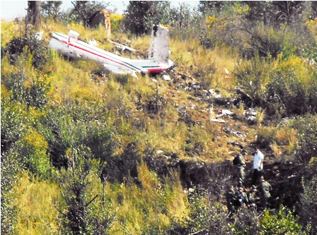 Ministro-mexicano-muere-en-un-accidente-aereo