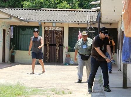Policia-allana-domicilios-en-busca-de-evidencias