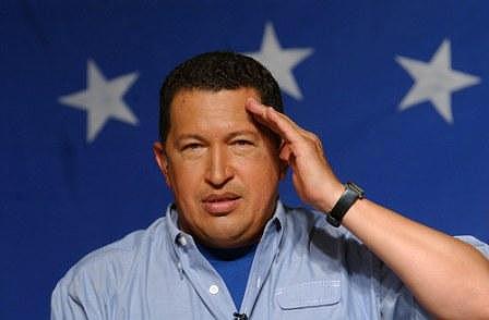 Chavez-comparo-a-Gadafi-con-Simon-Bolivar