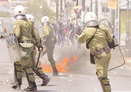 Grecia-protesta-por-ajustes-del-Gobierno